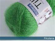 Tilia mohair/silke, fv. 279, Juicy Green