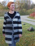 Nicolines Stribecardigan (H)
